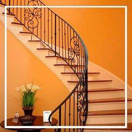 Категория услуг лестницы и ограждения