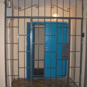 02 Решетчатые двери нестандарт