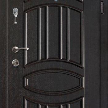 09 Входная дверь МДФ рисунок