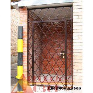 10 Решетчатая дверь + нестандарт