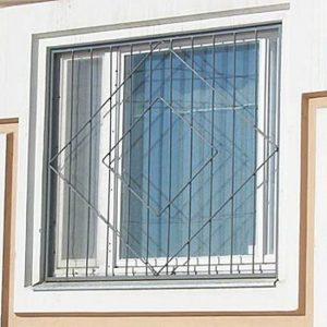 10 Решетка + рама из уголка + рисунок С1
