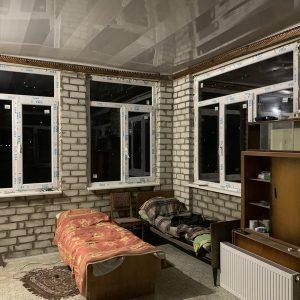 10 Металлопластиковые окна в лоджию