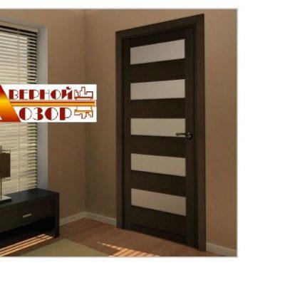 12 Межкомнатные двери со стеклом