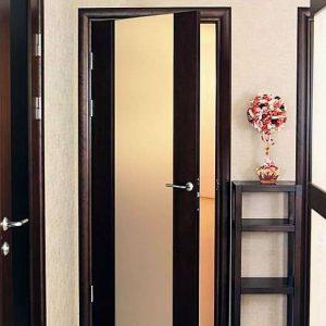 15 Межкомнатные двери триплекс