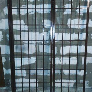 17 Решетчатые двери + нестандарт
