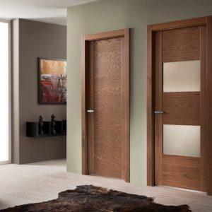 22 Межкомнатные двери со стеклом + глухое полотно