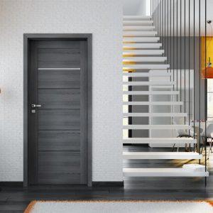 24 Межкомнатные двери со стеклом