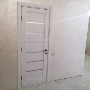 41 Межкомнатные двери со стеклом