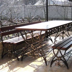 4 Набор мебели для улицы 2