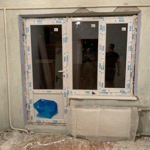 7 Металлопластиковые  окна на балкон