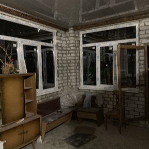 9 Металлопластиковые окна нестандартный размер